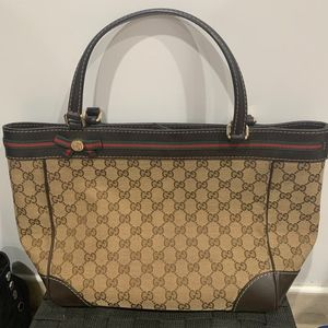 Gucci Tote bag (never worn/pre-owned)